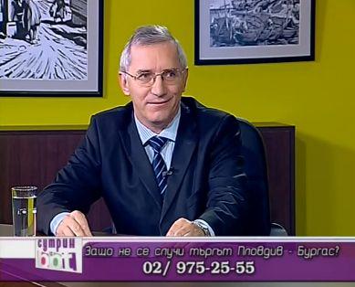 Интервю по телевизия BBT